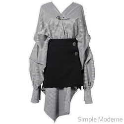 Exclusive Simple Moderne Two Piece Set-SimpleModerne