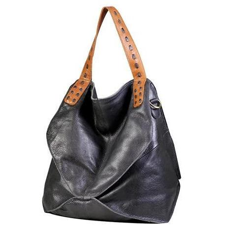 Simple Moderne Roomy Genuine Leather Shopper-SimpleModerne