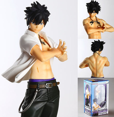 Fairy Tail Gray Figure