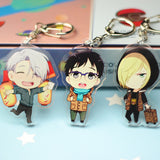 Yuri On Ice Keychain