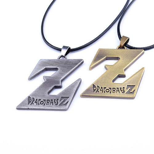 Dragon Ball Z - Z Necklace