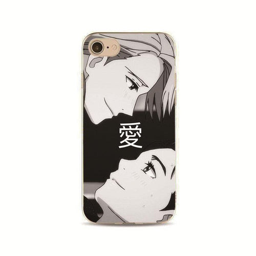 Yuri On Ice Samsung Phone Cases