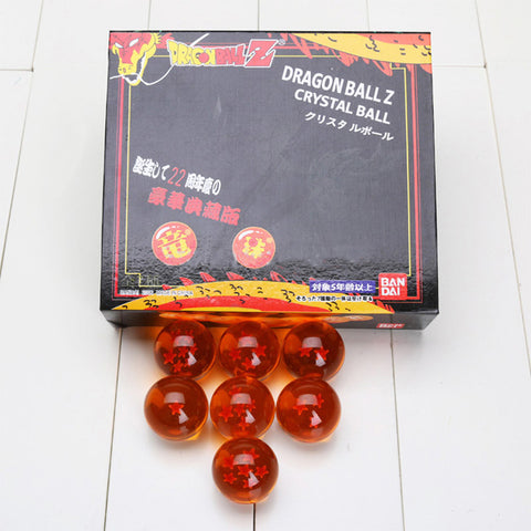 Dragon Balls 7 piece set
