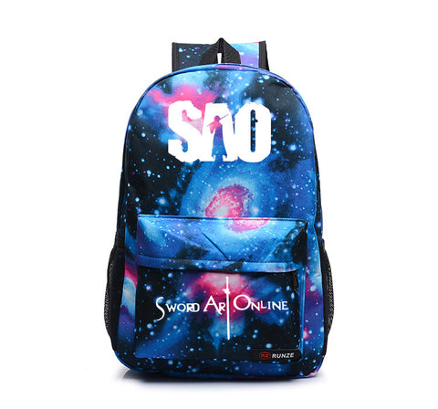 Sword Art Online Galaxy Backpack