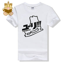 Yuri On Ice logo T-shirt