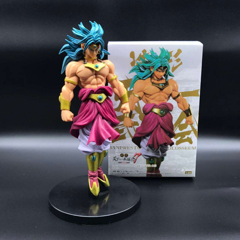 Dragon Ball Z Super Saiyan Broly Action Figure