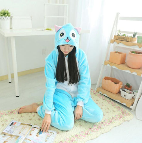 Fairy Tail Happy Onsie