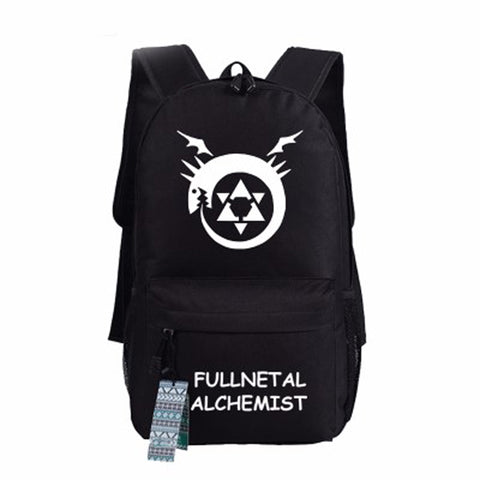 Fullmetal Alchemist Backpack