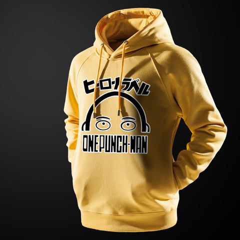 ONE PUNCH MAN - Autumn Winter Hoodie