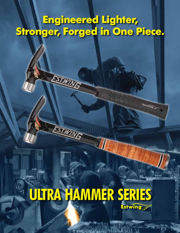 Ultra Hammer Series Black & Leather