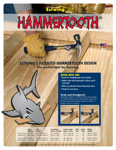 Hammertooth Sell Sheet
