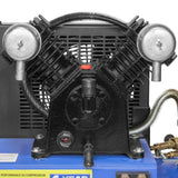 10 Gallon 5.5 HP Portable Gas-Powered Twin Stack Air Compressor with Honda GS 160 4-Stroke Engine