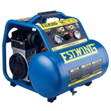 5 Gallon Quiet High Pressure Oil-Free Compressor