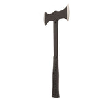 Black Eagle Double Bit Axe - Black