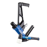18 Gauge L-Cleat Flooring Nailer with Fiberglass Mallet and Canvas Bag