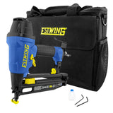 "2-1/2"" 16 Gauge Straight Finish Nailer with Canvas Bag"