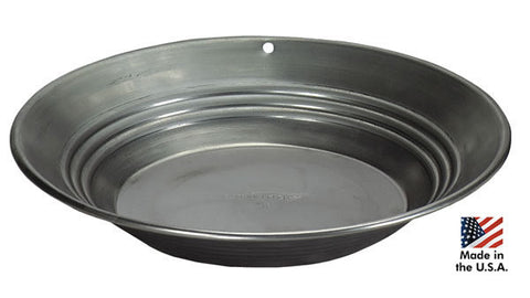 Steel Gold Pans