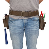7 Pocket Leather Tool Apron