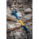 4-Pound Soft Face Sledge Hammer, 16-Inch Fiberglass Handle