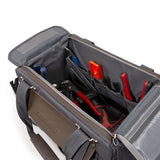 18-Compartment, 16-Inch Carpenter's Tool Bag