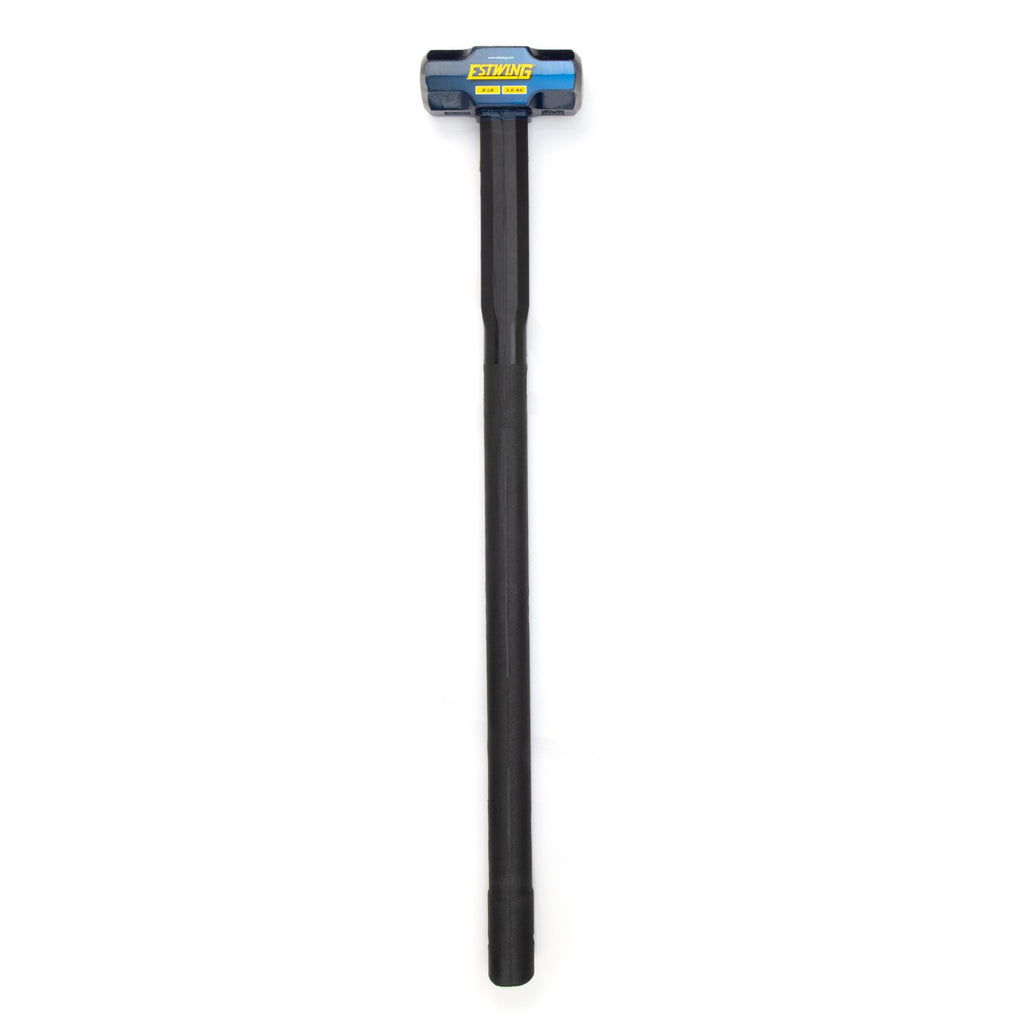 8 Pound Hard Face Sledge Hammer 36 Inch Indestructible