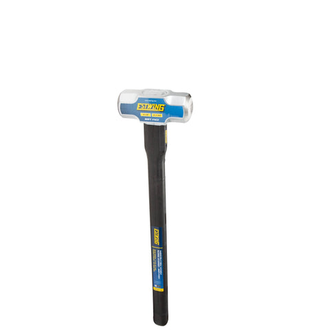 6-Pound Soft Face Sledge Hammer, 24-Inch Indestructible Handle