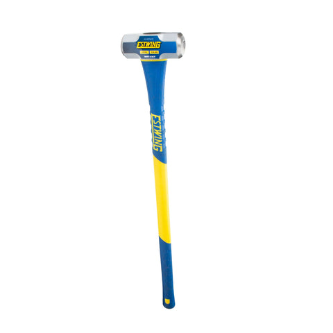 12-Pound Soft Face Sledge Hammer, 36-Inch Fiberglass Handle