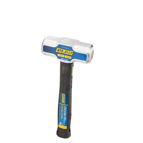 4-Pound Soft Face Sledge Hammer, 12-Inch Indestructible Handle