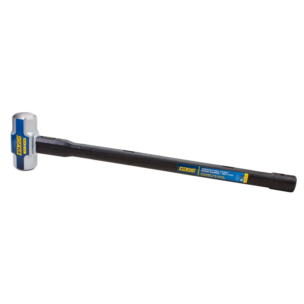 8 Pound Soft Face Sledge Hammer 30 Inch Indestructible