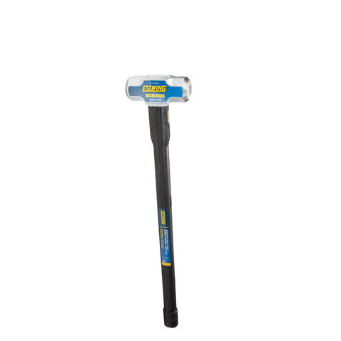 6-Pound Soft Face Sledge Hammer, 30-Inch Indestructible Handle