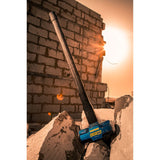 12-Pound Hard Face Sledge Hammer,  30-Inch Indestructible Handle
