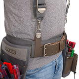 4-Inch Padded Leather Work Belt