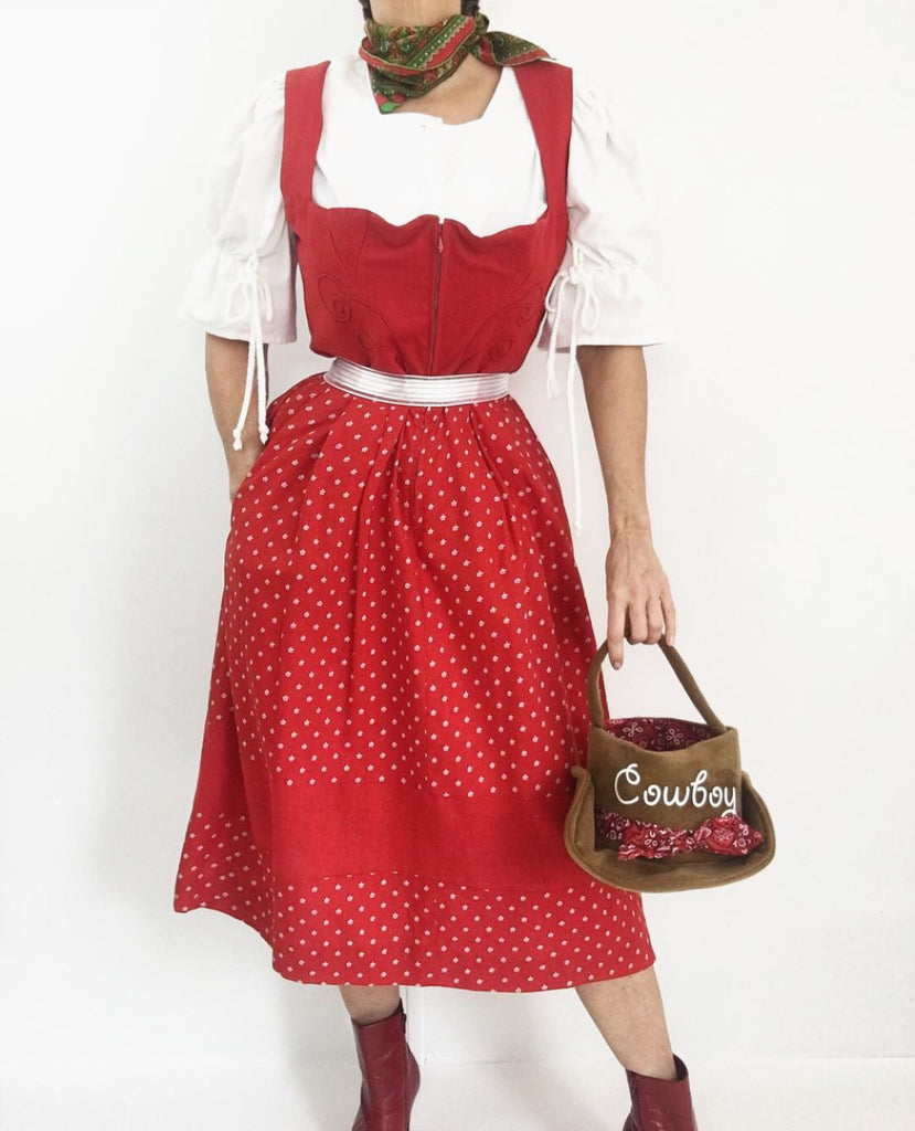 Marlene Dirndl Dress