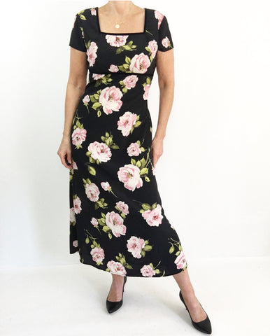 French Rose Garden Dress