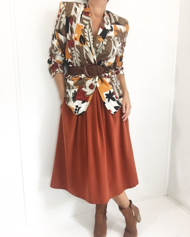 Fall Perfect Skirt