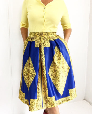 Across the Nile Skirt