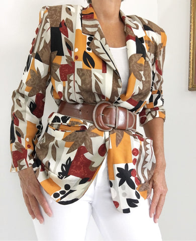 Indian Summer Blazer