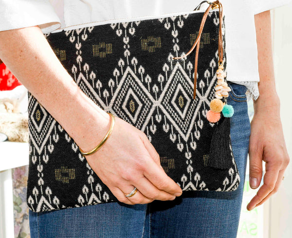 virginie berman bahia clutch