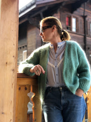 HUGO CARDI IN GREEN