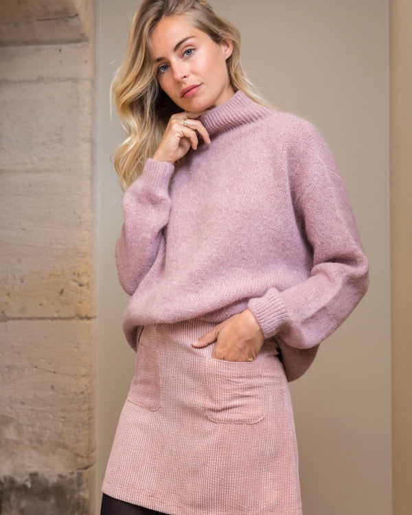 ROSIE JUMPER IN PARME