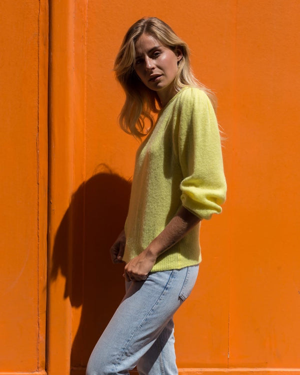ELOISE JUMPER IN YELLOW