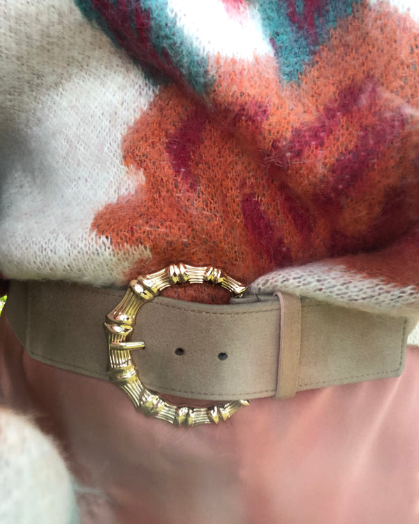 SUZANNE BELT TAUPE
