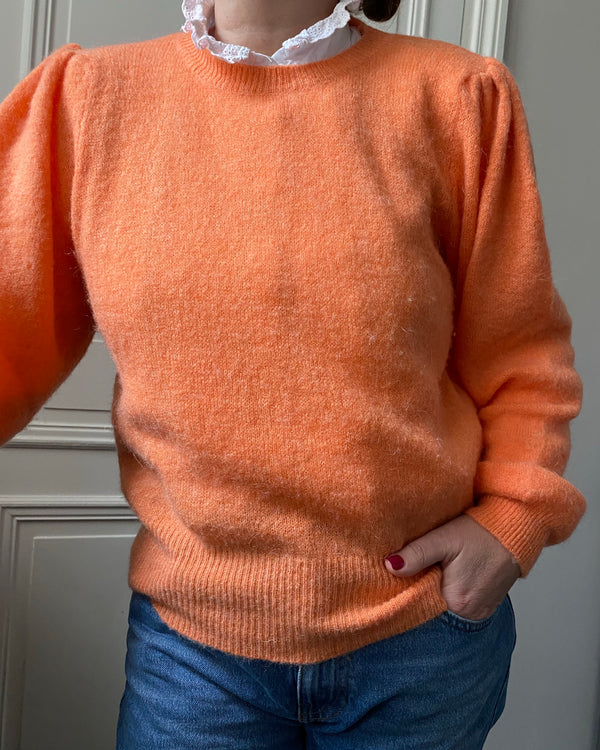 ELOISE JUMPER IN ORANGE