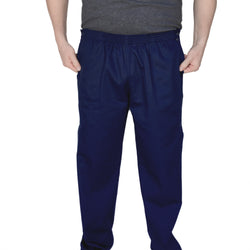 Mens Elastic Side Opening Pant