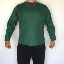 Unisex Long Sleeve Crew Neck Tough Shirt # 307Lsc