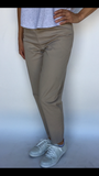 Womens Full Elastic Waist Pants #F201