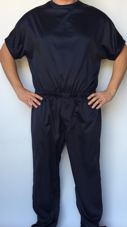 Unisex Pica Pajama Anti Strip Jumpsuit Lt. Weight # 600tuff1