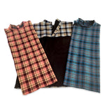 Adult Bib Flannel Clothing Protector