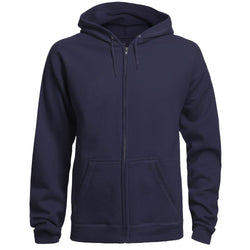 Adult Hoodie with Zipper and Velcro (R)