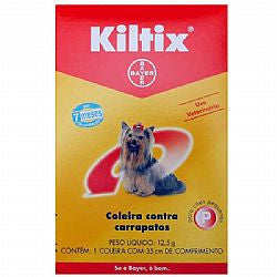 Coleira Anti Carrapatos Kiltix - G